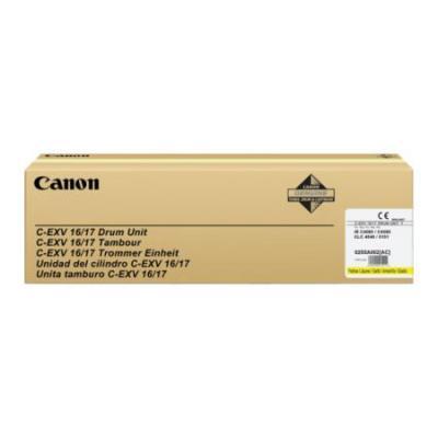 Блок фотобарабана Canon C-EXV16/17 Yellow для Canon iRC4080i iRC4580i картридж canon c exv16 желтый [1066b002]