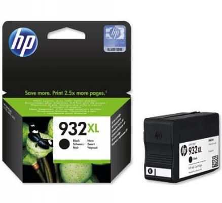 Картридж HP CN053AE N932XL для HP Officejet 6100 6600 6700 чёрный hp 932xl cn053ae