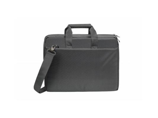купить Сумка для ноутбука 15 Riva 8231 полиэстер серый онлайн