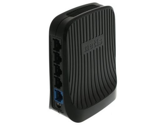 Беспроводной маршрутизатор Netis WF-2420 802.11n 300Mbps 2.4ГГц от 123.ru