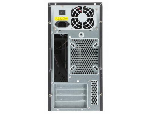 Корпус microATX 3Cott 5004 450 Вт чёрный