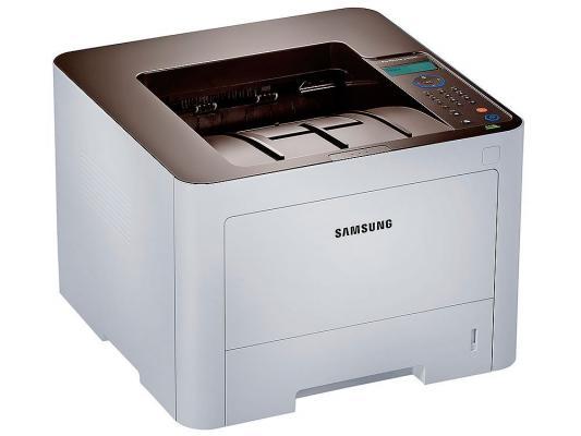 Принтер Samsung SL-M3820ND ч/б A4 38стр.мин 1200x1200dpi дуплекс USB Ethernet SL-M3820ND/XEV