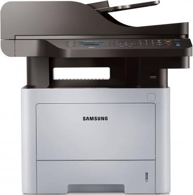 Принтер Samsung SL-M3870FW ч/б A4 38стр.мин 1200x1200dpi факс дуплекс автоподатчик USB Wi-Fi Ethernet