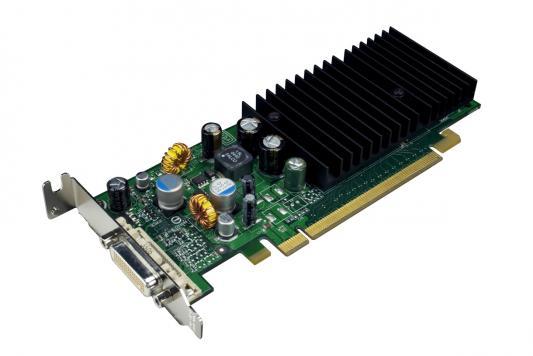Видеокарта 128Mb PNY Quadro 4 NVS 285 PCI-E DMS-59 OEM