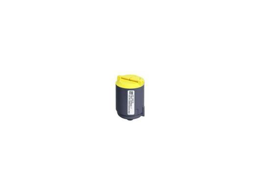 Картридж Samsung CLP-Y300A для CLP-300 CLP-300N CLX-3160FN CLX-2160 CLX-2160N Yellow Желтый top quality laser toner powder for samsung clt 409 407 clp 300 350 500 660 300n 2160 clx 3160 cartridge free fedex