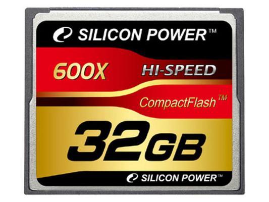 Фото - Карта памяти Compact Flash 32Gb Silicon Power <600x> SP032GBCFC600V10 кир булычев война с лилипутами