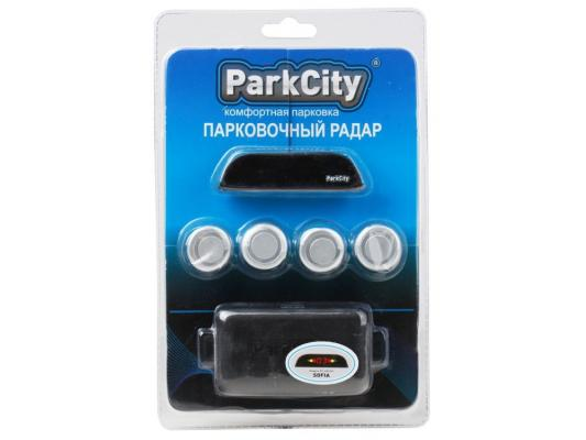 Парктроник ParkCity Sofia 418/202 серебристый A66S-I5A866-ATA парктроник parkcity ultra slim 418 110
