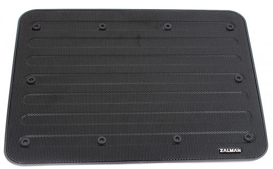 """Подставка для ноутбука 17"""" Zalman ZM-NC3 черная вентилятор 120x120 zalman zm f3 str 3 pack"""