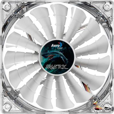 Вентилятор Aerocool Shark White Edition 140 мм (EN55512)