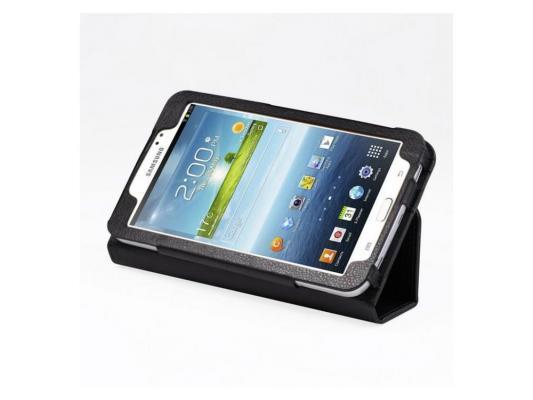 """Чехол IT BAGGAGE для планшета Samsung Galaxy tab3 7"""" искусственная кожа черный ITSSGT7302-1"""