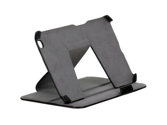 Чехол IT BAGGAGE для планшета Samsung Galaxy tab 8 искусственная кожа черный ITSSGT8305-1 it baggage чехол для samsung galaxy tab e 8 black