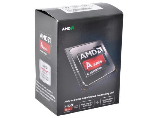 Процессор AMD A6 6400K <Socket FM2> (AD640KOKHLBOX) Box