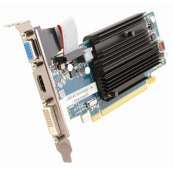 Видеокарта 1024Mb Sapphire HD6450 PCI-E D-Sub DVI HDMI 11190-02-20G Retail цена и фото