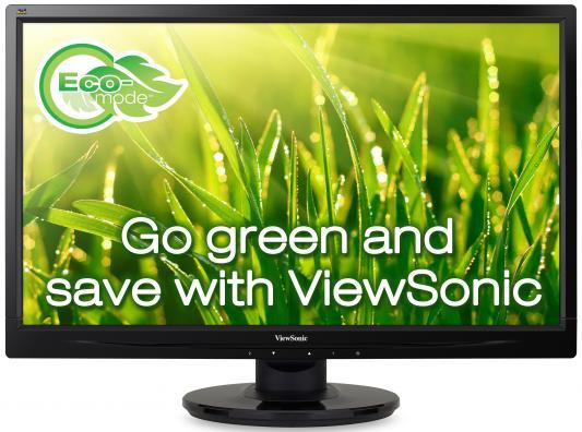 Монитор 23.6 ViewSonic VA2445-LED