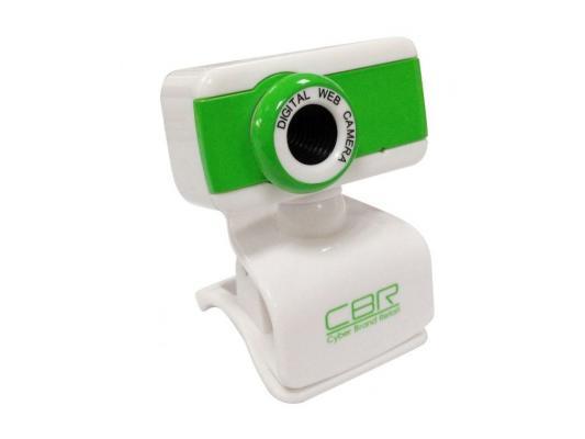 Веб-Камера CBR CW-832M зеленый
