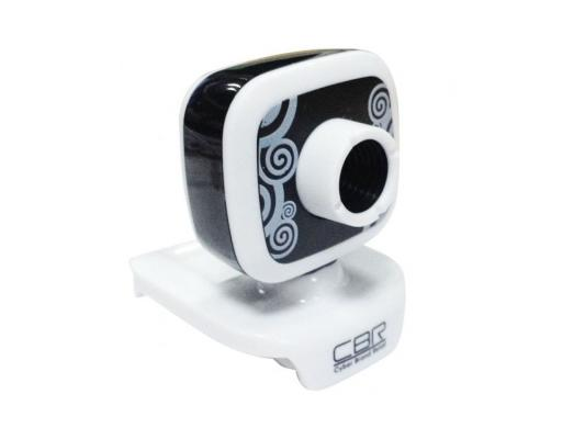 Веб-камера CBR CW-835M Black