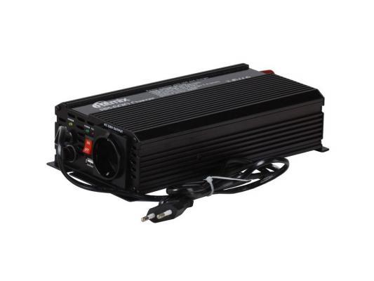 Автомобильный инвертор напряжения Ritmix RPI-6010 600Вт Max USB от 123.ru