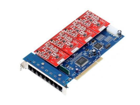 Модуль расширения Zyxel M8FO8 модуль расширения zyxel m8t1e1 1 портовый модуль t1 e1 для ip атс x8004