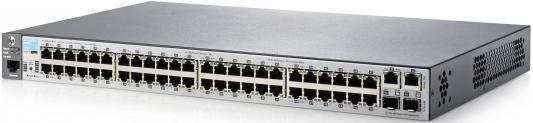 Коммутатор HP 2530-48 (J9781A) коммутатор hp 2530 8 j9783a