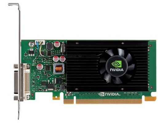 Видеокарта 1Gb <PCI-E>  PNY Quadro NVS 315 <DVI, 2xDP, Low Profile, Retail> (VCNVS315DP-PB)