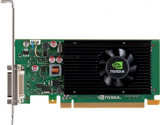 Видеокарта 1024Mb PNY Quadro NVS 315 PCI-E DVI DMS-59 2xD-Sub Low Profile VCNVS315DVI-PB Retail видеокарта 6144mb msi geforce gtx 1060 gaming x 6g pci e 192bit gddr5 dvi hdmi dp hdcp retail