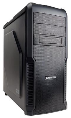 Корпус ATX Zalman Z3 Без БП чёрный дефлектор капота novline темный nissan teana 2008 2013 nld snitea0812