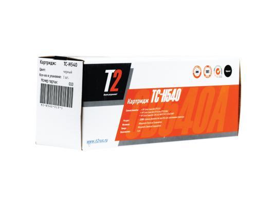 Картридж T2 TC-H540 для LaserJet CP1215 CP1515n CP1518ni CM1312 MFP CM1312nfi MFP Canon i-SENSYS LBP-5050 5050n MF8030Cn 8050Cn принтер canon i sensys colour lbp653cdw лазерный цвет белый [1476c006]