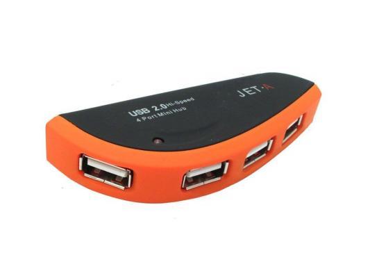 USB концентратор Jet.A JA-UH3 4хUSB 2.0