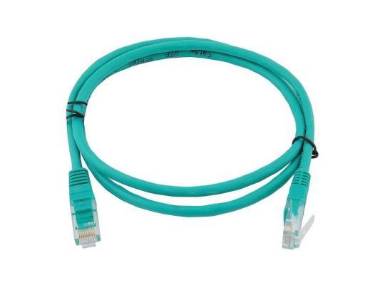 Патч-корд 5E категории Aopen ANP511 UTP 1м зеленый