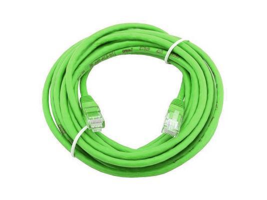 Патч-корд Aopen ANP511G 5E категории UTP 20м зеленый