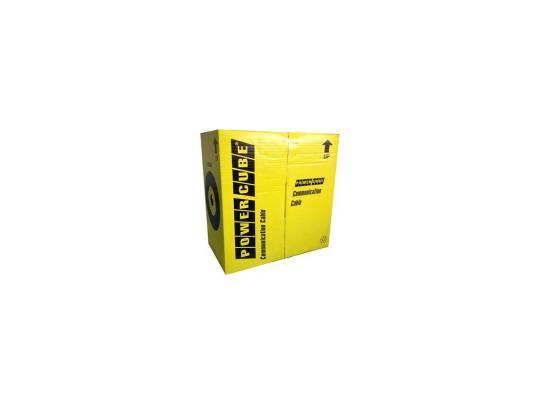 Кабель Power Cube FTP PC-FPC-5004E-SO кат 5е 305м 9v 2a eu plug power charger adapter for cube u9gt2 aigo e700 vido n90fhd more black