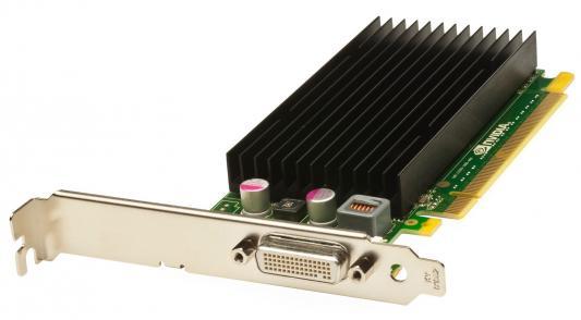 Видеокарта 512Mb PNY Quadro NVS 300 PCI-Ex1 2xDVI DMS-59 Low Profile VCNVS300X16DVI-1 Retail