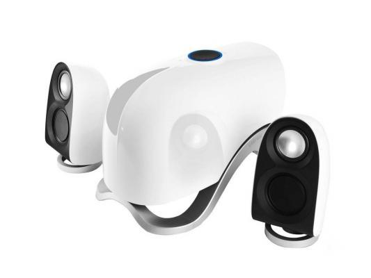 Купить Акустические системы 2.1   Колонки Edifier E1100 MKII Gloss 2x4 + 12 Вт белый