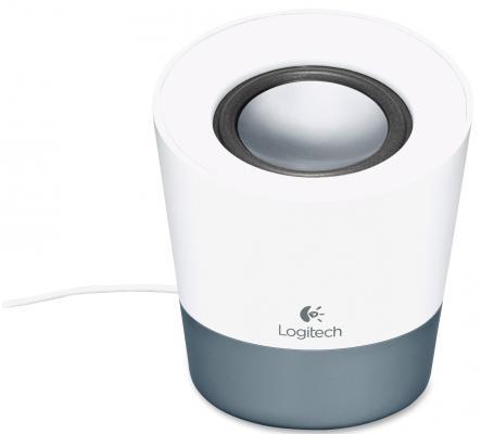 Колонки Logitech Z50 серый (980-000804)