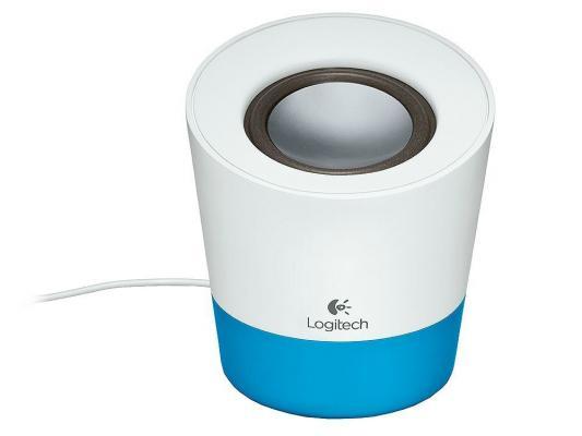 Колонки Logitech Z50 Blue (980-000806)