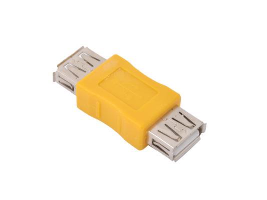 Переходник USB 2.0 AF-AF VCOM VAD7901/CA408)