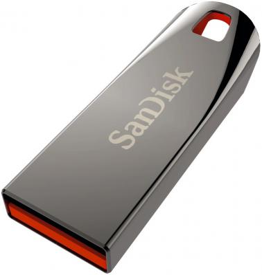 Внешний накопитель 32Gb USB Drive <USB 2.0> SanDisk Cruzer Force (SDCZ71-032G-B35)