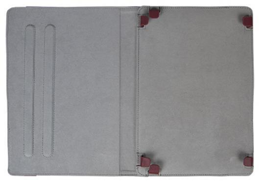 Чехол Continent UTH-101 RD для планшета 9.7 красный чехол continent uth 101 vt универсальный для планшета 10 фиолетовый