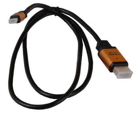 Кабель HDMI-micro HDMI 1м DEFENDER v1.4 HDMI08-04PRO 87462