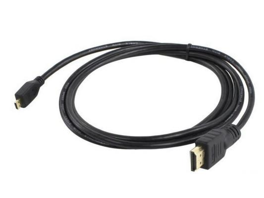 Кабель HDMI-micro HDMI 3.0м SVEN 19M-19M OO550 кабель hdmi micro hdmi 3 0м sven 19m 19m oo550