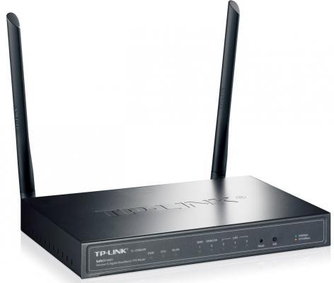 Маршрутизатор беспроводной TP-Link TL-ER604W маршрутизатор tp link tl er6120 5 port gigabit multi wan vpn router