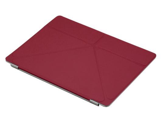 """цена Чехол Continent UTS-101 RD универсальный для планшета 10"""" красный онлайн в 2017 году"""