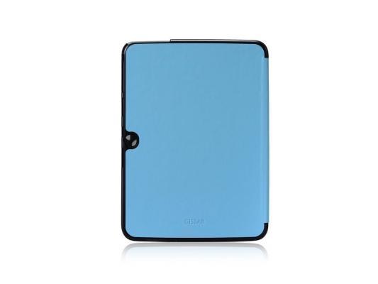 "Чехол Gissar Paisley 01155 для Samsung Galaxy Tab 3 10.1"" Blue, кожа"