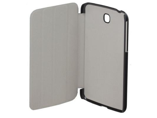 "Чехол Gissar Paisley 71158 для Samsung Galaxy Tab 3 7"" кожа голубой"