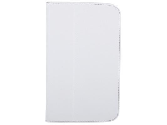 "Чехол Jet.A SC7-26 для Samsung Galaxy Tab 3 7"" натуральная кожа белый цена и фото"