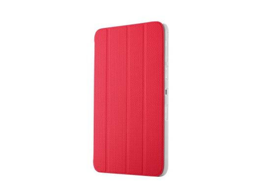 Чехол Tutti Frutti SR TF201603 для Samsung Galaxy Tab 3 10.1 красный tutti frutti smart skin чехол для samsung tab 3 8 0 white