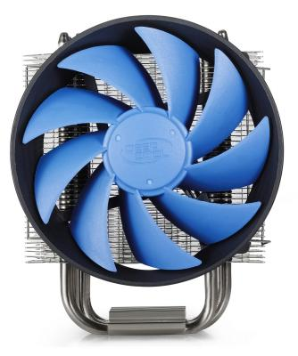 Вентилятор Deepcool GAMMAXX S40 Soc-2011/1150/1155/AM3+/FM1/FM2 4pin 18-21dB Al+Cu 130W 610g клипсы