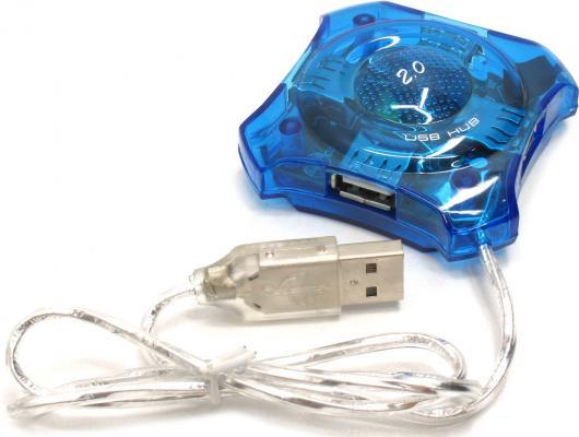 Концентратор USB ORIENT 004 4 порта