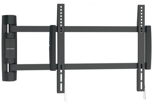 Кронштейн ARM Media PT-19 для LED/LCD ТВ 32-55, настенный, 4 ст свободы, от стены 30-820 мм, VESA 400x400, до 35кг arm media lcd t13 15 32 до 8кг vesa до 100x100 черный для двух мониторов