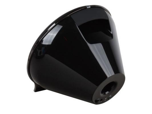 Портативная акустическая система Hercules WAE BTP02-B Black (4780427) колонки hercules wae btp02 wb mobile 4780535